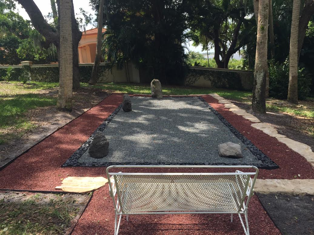 Zen Garden, Stuart, FL
