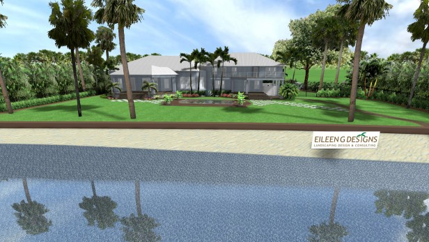 Tropical Landscape Design, Stuart, South Florida