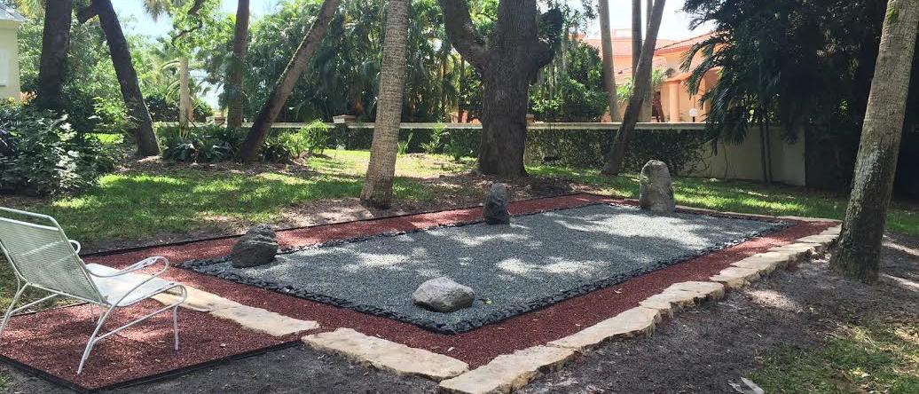 Zen Garden Design, Stuart, FL - Eileen G Designs on Zen Front Yard Ideas id=16336