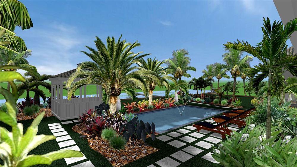 Landscape Design, Stuart, FL